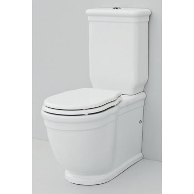 Kompakt WC HEV0060100 Art Ceram Hermitage
