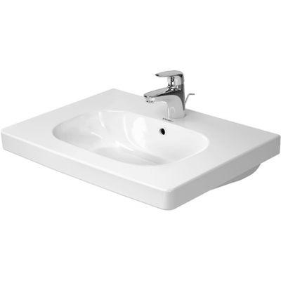 Umywalka meblowa z przelewem D-Code Duravit 03426500302