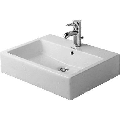 Umywalka prostokątna 50x47 cm 04525000001 Duravit Vero
