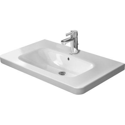 Umywalka prostokątna 80x48 cm 2320800044 Duravit