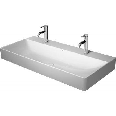 Umywalka prostokątna 100x47 cm 2353100072 Duravit DuraSquare