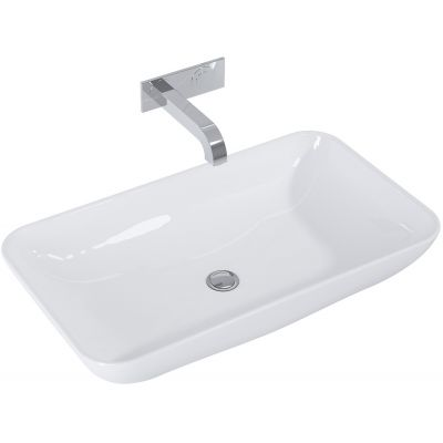 Umywalka prostokątna 70x40 cm 145033 Elita Fresi
