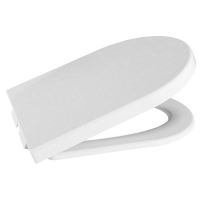 Deska WC wolnoopadająca z funkcją łatwego wypinania Nexo Roca A801330N04