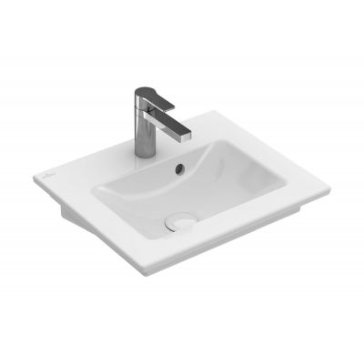 Umywalka prostokątna 50x42 cm 41245001 Villeroy & Boch Venticello