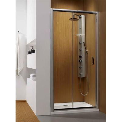 Radaway drzwi Premium Plus DWJ 110 przejrzyste wys. 190 cm.