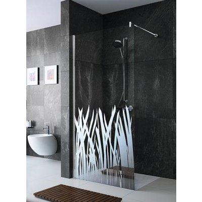 Ścianka prysznicowa 90 cm 8E1102092322 Huppe Design elegance 4-kąt
