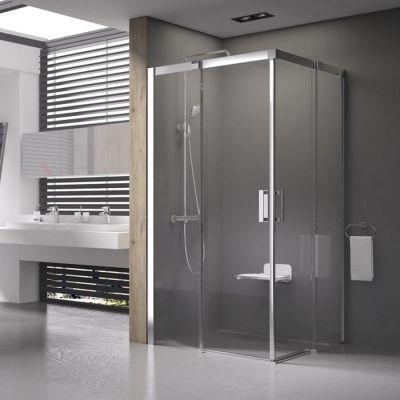 Kabina prysznicowa kwadratowa 100x100 cm 1WVAA100Z1 Ravak Matrix