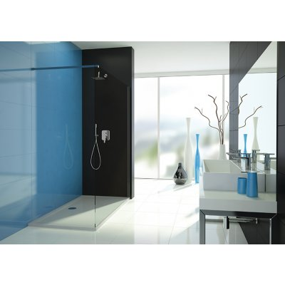 Ścianka prysznicowa walk-in 100 cm 600271214038401 Sanplast TX