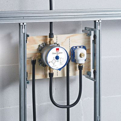Element podtynkowy baterii 2081 Oras Bluebox