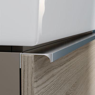 Szafka wisząca podumywalkowa 59.4x42.7 cm S522021 Cersanit Virgo