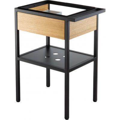 Konsola stojąca podumywalkowa 56.5x40 cm CSDX50B Deante Temisto