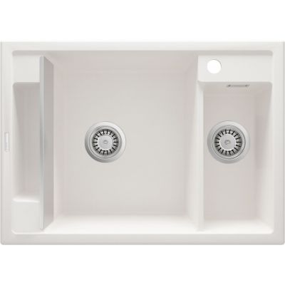 Zlewozmywak granitowy 69x50 cm ZRMA503 Deante Magnetic