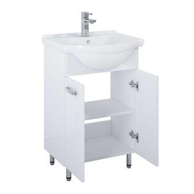 Umywalka z szafką 166740 Elita Amigo