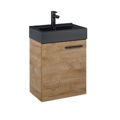 Umywalka z szafką 168302 Elita Tiny