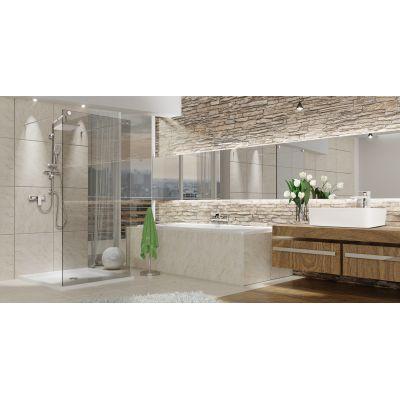 Zestaw prysznicowy AU32001 Invena Nyks
