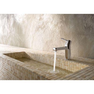 Bateria umywalkowa stojąca chrom 382640575 Kludi Zenta