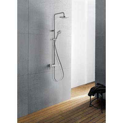 Zestaw prysznicowy 680850500 Kludi Dual Shower System
