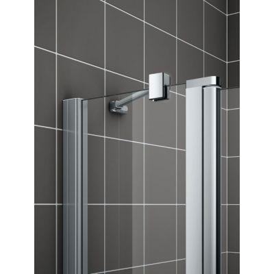Drzwi prysznicowe uchylne CK1KL09020VPK Kermi Cada XS CK1KR/L