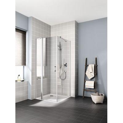 Drzwi prysznicowe uchylne CK1NL08020VPK Kermi Cada CK1NR/L