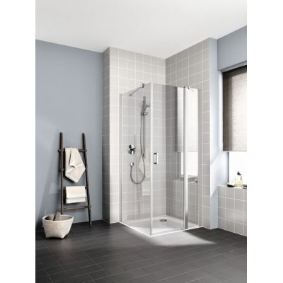 Drzwi prysznicowe uchylne CK1NR09020VPK Kermi Cada CK1NR/L