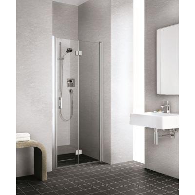 Drzwi prysznicowe składane LI2SR12020VPK Kermi Liga LI 2S