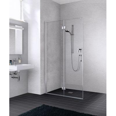 Ścianka prysznicowa walk-in 100 cm LI2YL10020VPK Kermi Liga LI 2Y