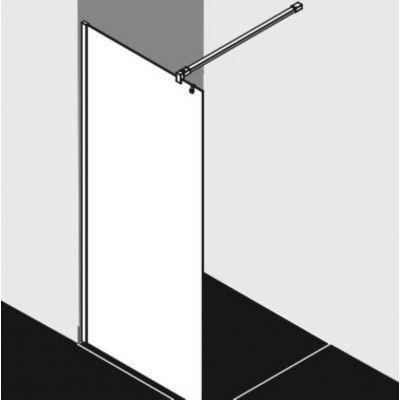Ścianka prysznicowa walk-in 110 cm XBWIA1102044K Kermi White Line XB WIA