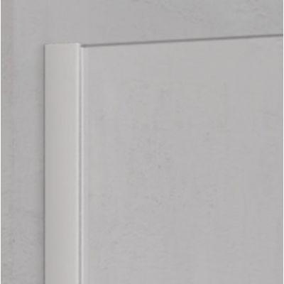 Ścianka prysznicowa walk-in 130 cm XBWIA1302044K Kermi White Line XB WIA