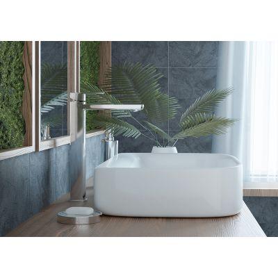 Bateria umywalkowa stojąca BAC02ND Laveo Calla