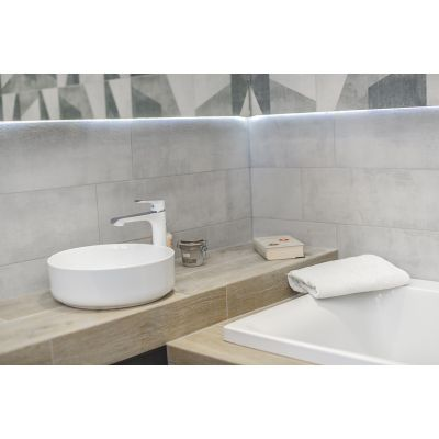 Bateria umywalkowa stojąca BLE62ND Laveo Alea
