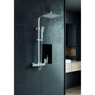 Zestaw prysznicowy PLQ00TD Laveo Kvadrato