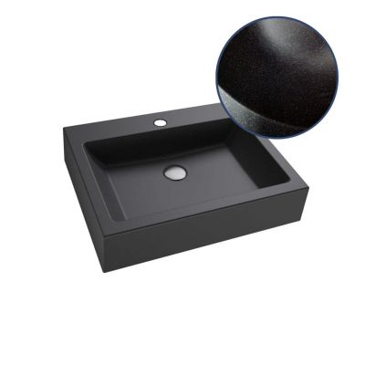 Umywalka prostokątna 50x43 cm MSU2610CM Massi Singur