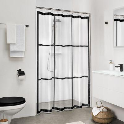 Zasłona prysznicowa 210961319 Sealskin Brix