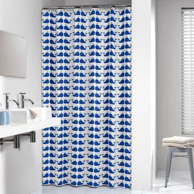 Zasłona prysznicowa 210971324 Sealskin Brix