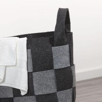 Kosz na bieliznę i pranie 361982012 Sealskin Weave
