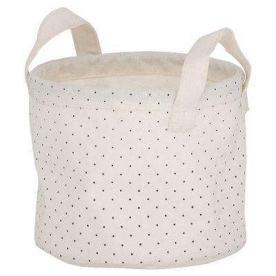 Koszyk łazienkowy 362435465 Sealskin Dots