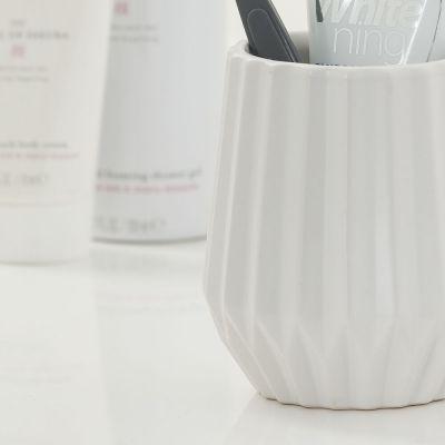 Kubek do mycia zębów 362500410 Sealskin Arte