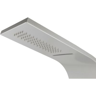 Panel prysznicowy A025TAKOJASREBRNY Corsan Akoja