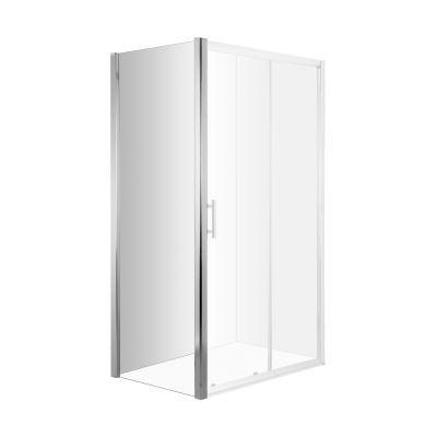 Ścianka prysznicowa 90 cm KTC031S Deante Cynia