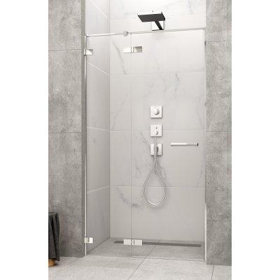 Drzwi prysznicowe uchylne 3864410301L/3860120301L Radaway Arta DWJ