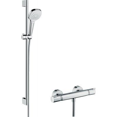 Zestaw prysznicowy 27082400 Hansgrohe Select