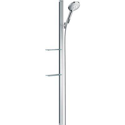 Zestaw prysznicowy 27647000 Hansgrohe Raindance