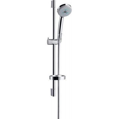 Zestaw prysznicowy Croma 100 Multi/ Unica C 0,65m Hansgrohe 27775000 chrom