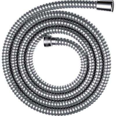 Wąż prysznicowy Hansgrohe Metaflex z imitacją powierzchni metalicznej 2,0 m 28264000