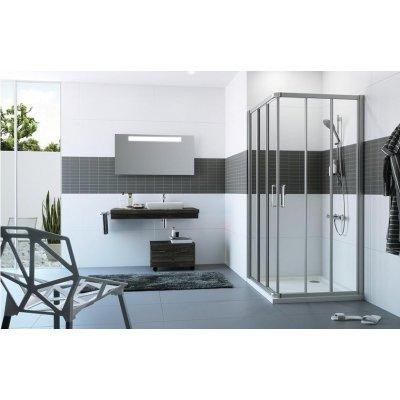 Drzwi prysznicowe C20207069321 Huppe Classics 2 4-kąt