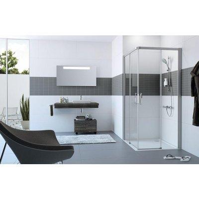Drzwi prysznicowe C25103069321 Huppe Classics 2 EasyEntry 4-kąt