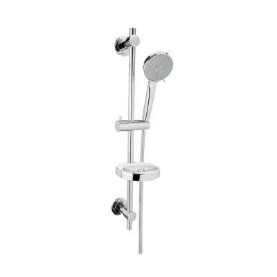 Zestaw prysznicowy AU21P01 Invena Milos Exe