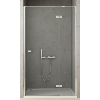 Drzwi prysznicowe uchylne EXK1215 New Trendy Reflexa