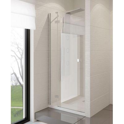 Drzwi prysznicowe uchylne EXK1019 New Trendy Modena