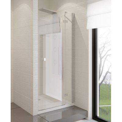 Drzwi prysznicowe uchylne EXK1006 New Trendy Modena